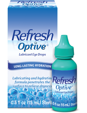 refresh optive hero packaging